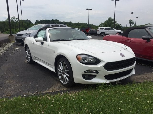 2018 fiat 124 spider lusso in north huntingdon pa pittsburgh fiat 124 spider jim shorkey. Black Bedroom Furniture Sets. Home Design Ideas