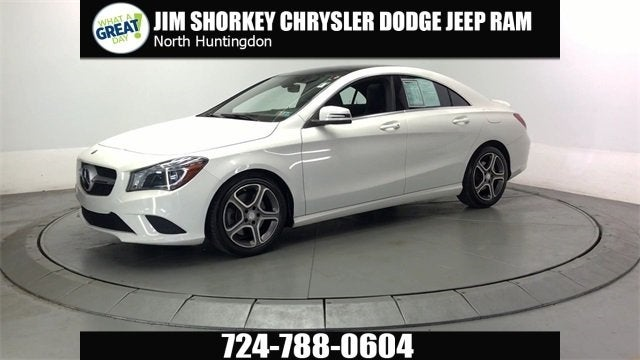 2014 Mercedes Benz Cla 250 In North Huntingdon Pa Pittsburgh