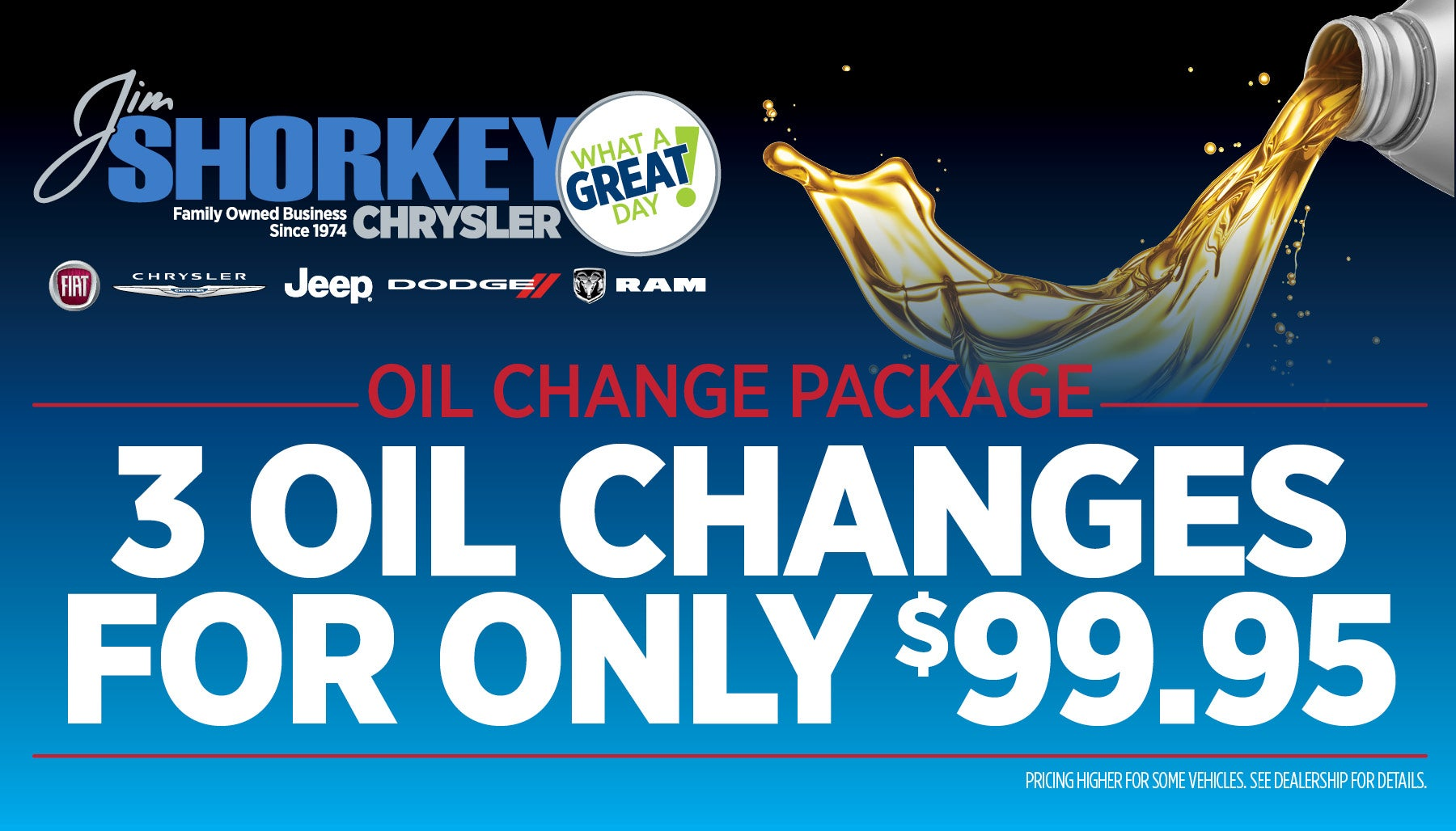 Oil Change Specials >> Oil Change Package Special Cdjrf North Huntingdon Specials North